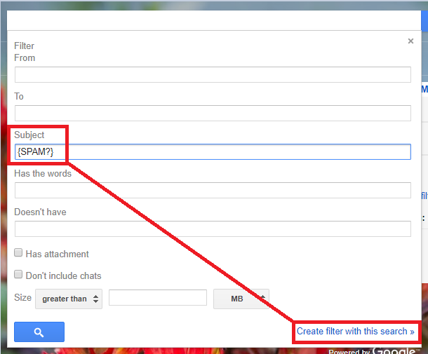 Gmail Spam Settings >> How To Move All Messages To Spam Mail Folder In Gmail